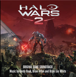 Halo Wars 2 - Original Video Game Soundtrack - 2CD