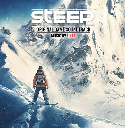 Steep - Original Video Game Soundtrack - CD