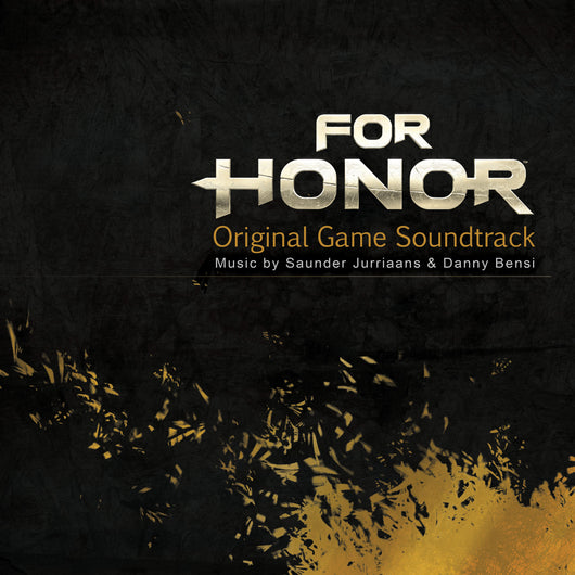 For Honor - Original Video Game Soundtrack - CD