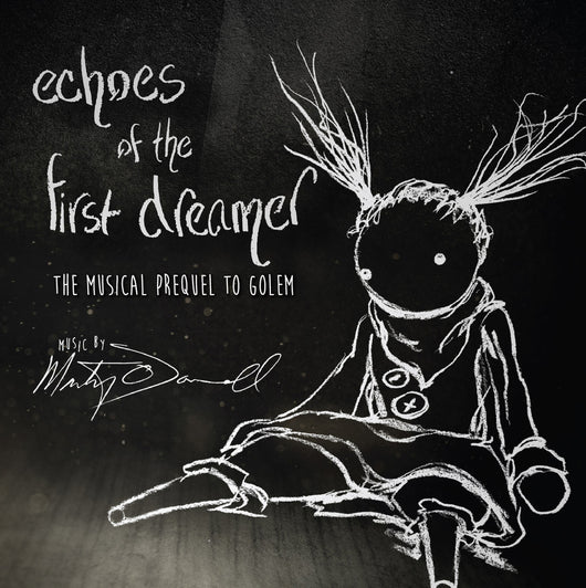Echoes Of The First Dreamer - The Musical Prequel To Golem - Original Video Game Soundtrack - CD