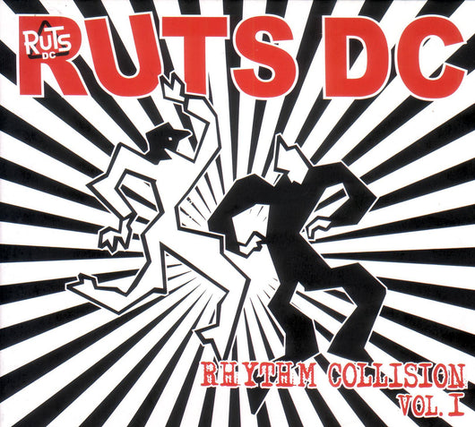 Ruts DC - Rhythm Collision Vol 1 - CD