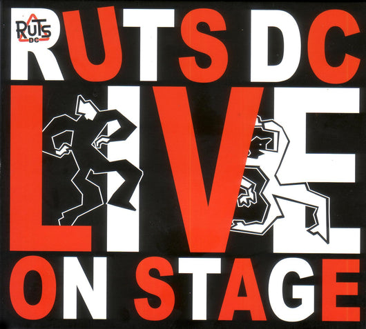 Ruts DC - Live On Stage - CD