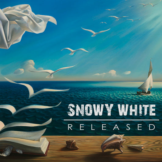 Snowy White & The White Flames - Realistic - CD