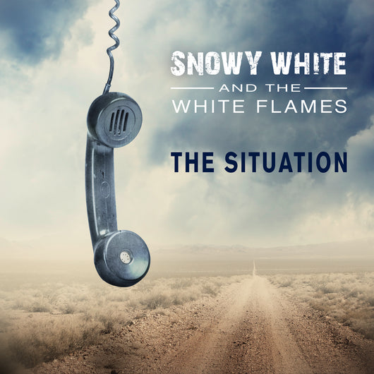 Snowy White & The White Flames - The Situation - CD