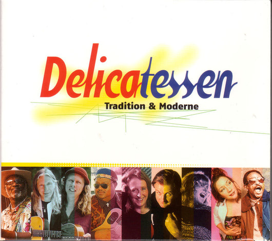 Various Artists - Delicatessen Tradition & Moderne Sampler - CD