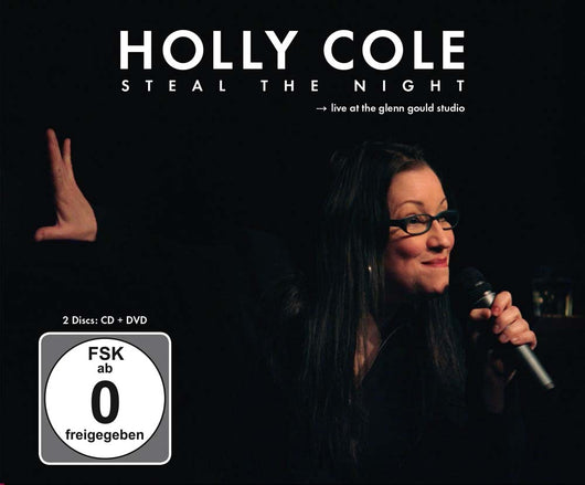 Holly Cole - Steal The Night - CD & DVD