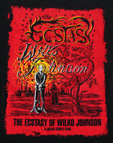 Wilko Johnson - Ecstacy Of..-T-Shirt - Red/Black