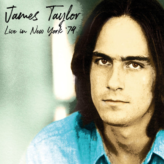 James Taylor - Live In New York '74 - 2CD