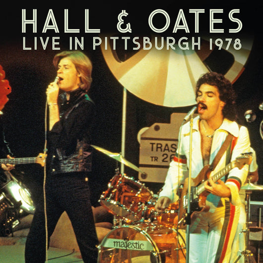 Hall & Oates - Live In Pittsburgh 1978 - 2CD