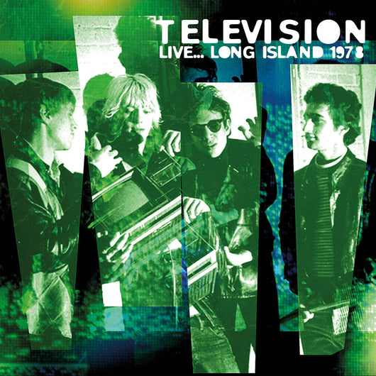 Television - Live...Long Island 1978 - CD RELEASED 13/11/20