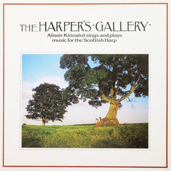 Alison Kinnaird - The Harper's Gallery - Vinyl LP