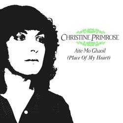 Christine Primrose - Aite Mo Ghaoil (Place Of My Heart) - Vinyl LP