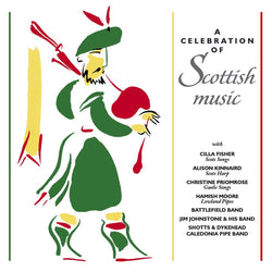 Various Artists - A Celebration Of Scottish Music - Vinyl LP