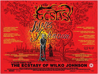 The Ecstacy Of Wilko Johnson - Film Poster