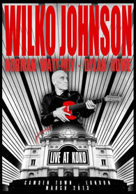 Wilko Live At KOKO DVD
