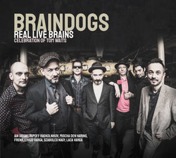 Braindogs - Real Live Brains - CD