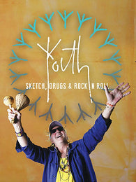 Youth - Sketch, Drugs & Rock 'n' Roll - DVD/CD & Signed Postcard