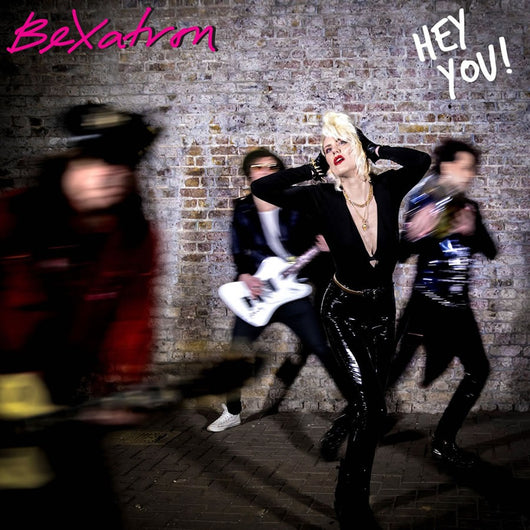Bexatron - Hey You! -  CD