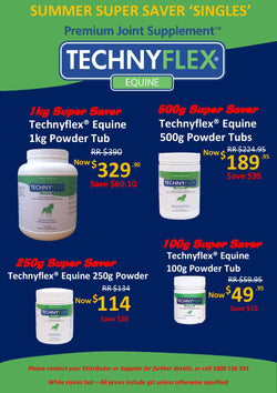 Technyflex Equine Summer Super Savers