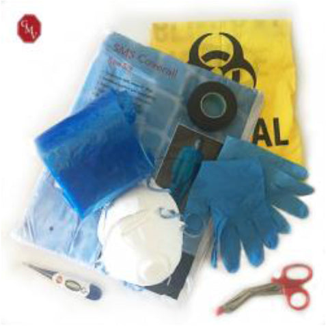 GMV Biosecurity Personal Protection Pack