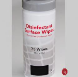 GMV Disinfectant Surface Wipes Canister