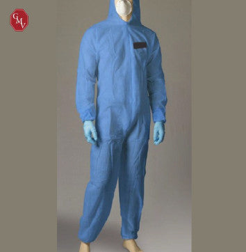 GMV SMS Disposable Coveralls