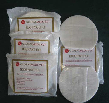 GMV Hoof Poultice - Pack of 3