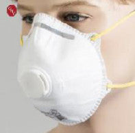 GMV Surgical Face Masks -P2 Face Mask / Respirator with valve - Box of 12