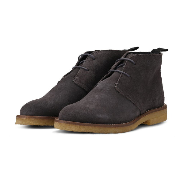 Desert Boot - Grey Suede