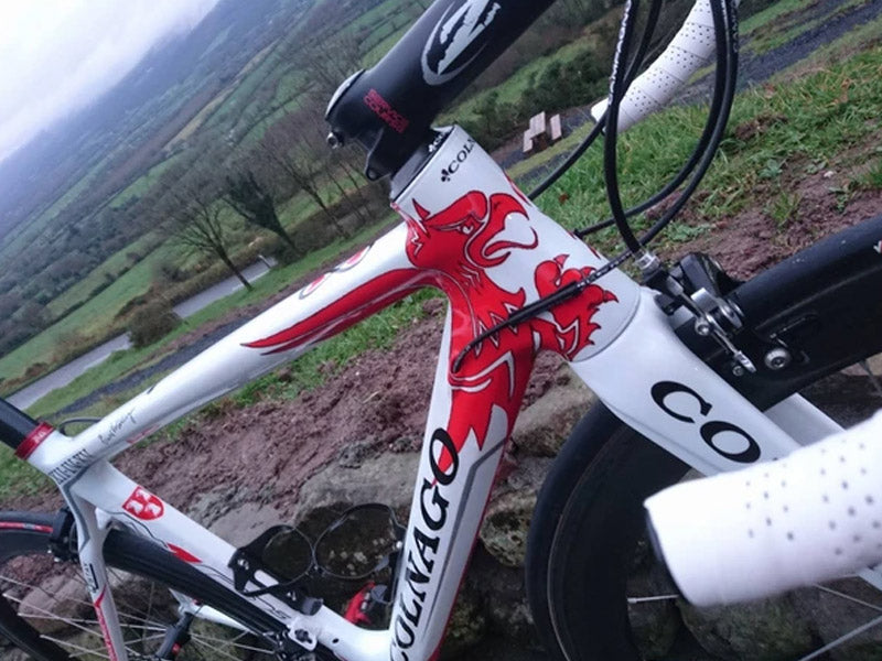 Simon Ryan's Custom Colnago M10
