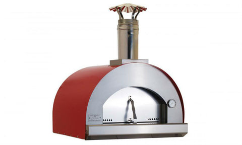 wood fuelled pizza ovens