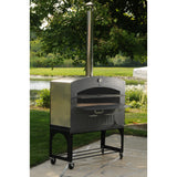 Tuscan Chef GX-D1 Large Oven with cart - pizza oven now
