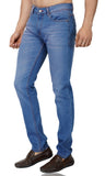 Fancy Blue Stretch Denim