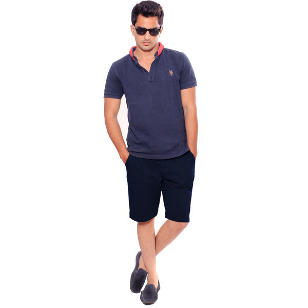 Blue Boy Meerut Shorts - uber-urban