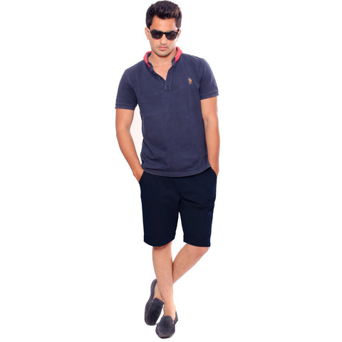 Blue Boy Meerut Shorts front view
