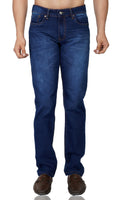 Dark Blue Stretch Denim - uber-urban