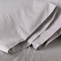 1000 Thread Count Cotton Modal TriBlend 4 piece Sheet Set - Silver