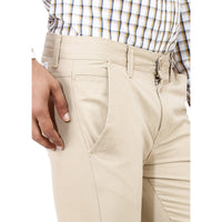 Uber Whitesmoke Rocky Trouser close up view