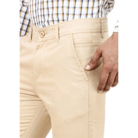 Corn Silk Rocky Trouser