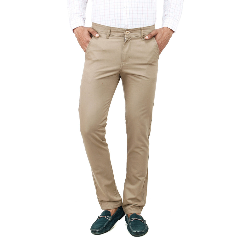 Uber Wheat Grey Rocky Trouser front view