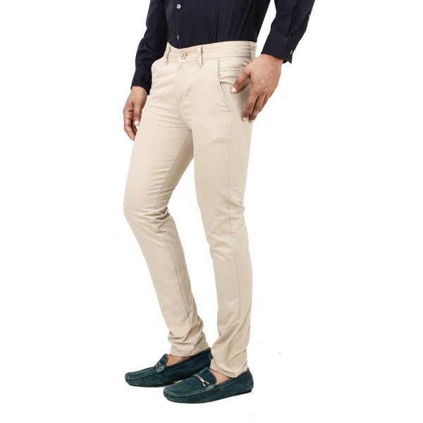 White Smoke Rocky Trouser - uber-urban