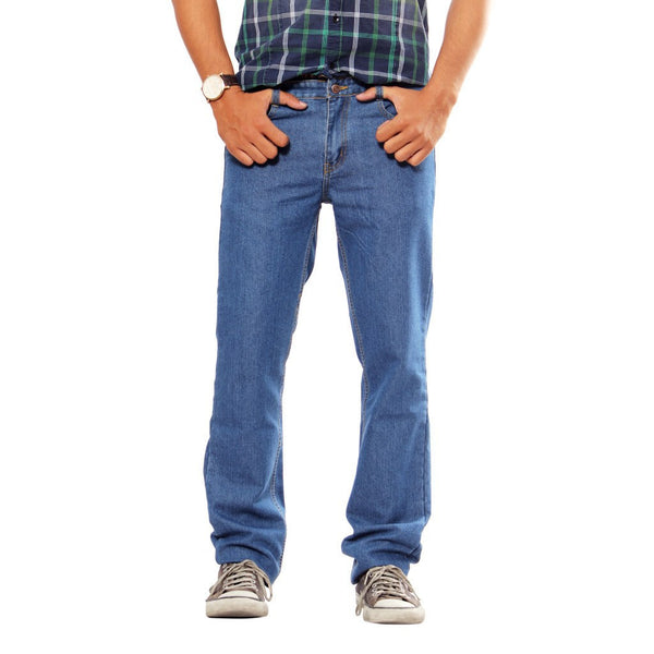 Clear Sky Cotton Sprint Denim - Über Urban Jeans