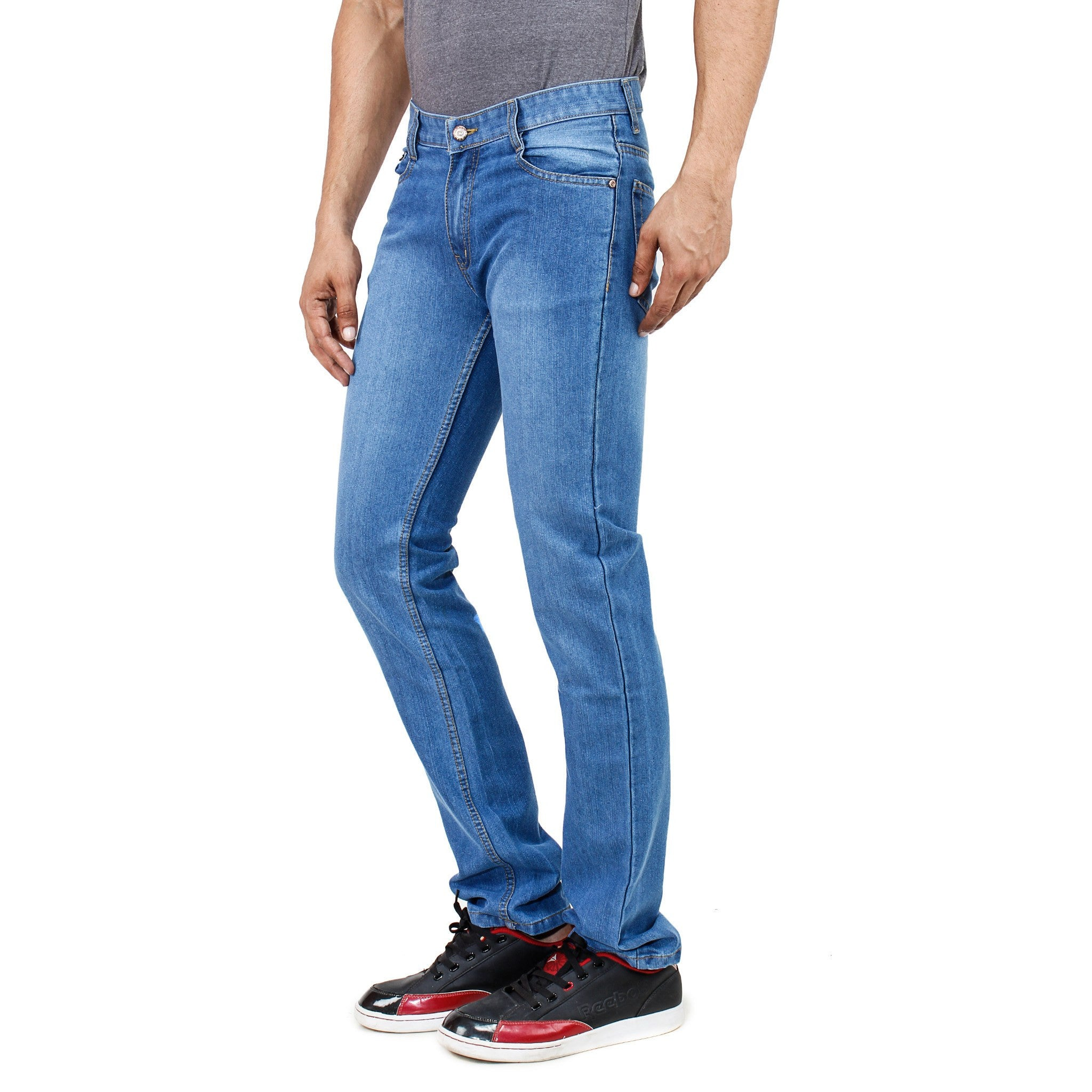Sky Blue Fashion Denim - Über Urban Jeans