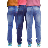 Regular Fit Fashion Denim (Pack of 3) - uber-urban