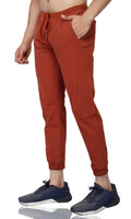 Stretch Joggers Rust