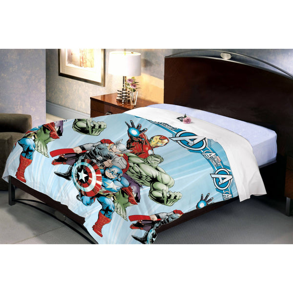 Marvel Avenger Poly Cotton Dohar
