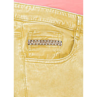 Golden Yellow Belle Pant