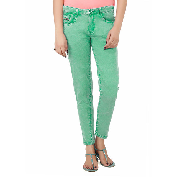 Pista Green Bellew Pant - Über Urban Pants