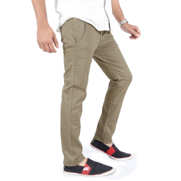 Khaki Gray Cheops Trouser - uber-urban