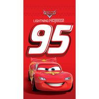 Lightning Mcqueen Door and Window Curtain - uber-urban